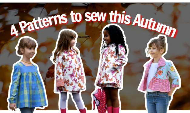5 Patterns to Sew This Fall