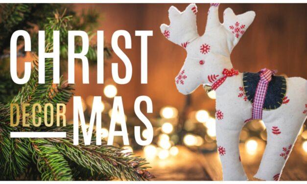 Handmade Christmas: Free Christmas Stocking Sewing Pattern