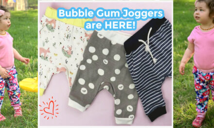 New The Bubble Gum Joggers