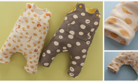 Dungies | Introducing our beautiful new baby & toddler pattern