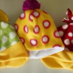 FREE super cute Fleece Hat sewing PATTERN