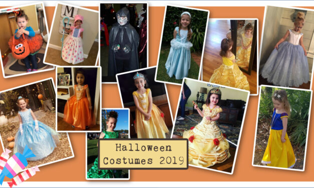 Our Customers' Amazing Halloween Makes!