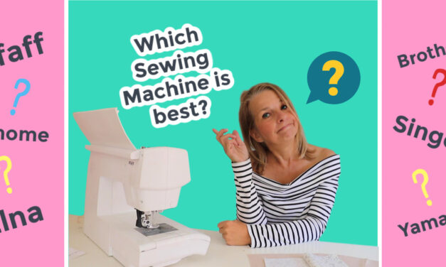 Choosing Your First Sewing Machine What Questions You Need to Ask Yourself