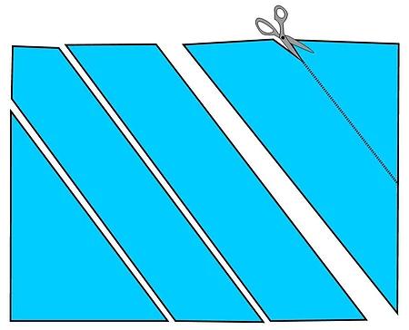 Frocks and Frolics - Cut Bias Binding Fast