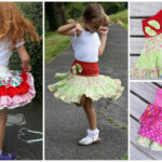 Tutorial: How to Sew a Ruffle Skirt
