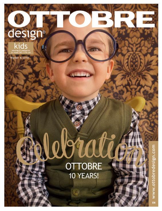 Ottobre Magazine Celebration Edition