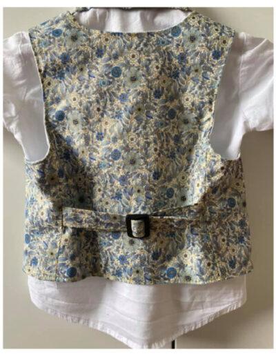 boys waistcoat sewing pattern, sewing, frocks, frolics, boys, sewing for boys, boys pattern, boys patterns, waistcoat, vest, Caelia