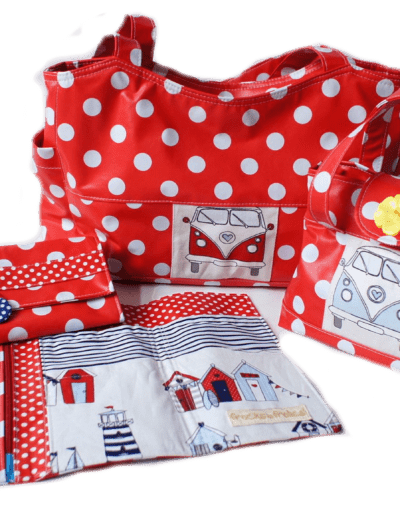 accessories pdf sewing patterns, bags, travel wallet, holdalls, Frocks & Frolics