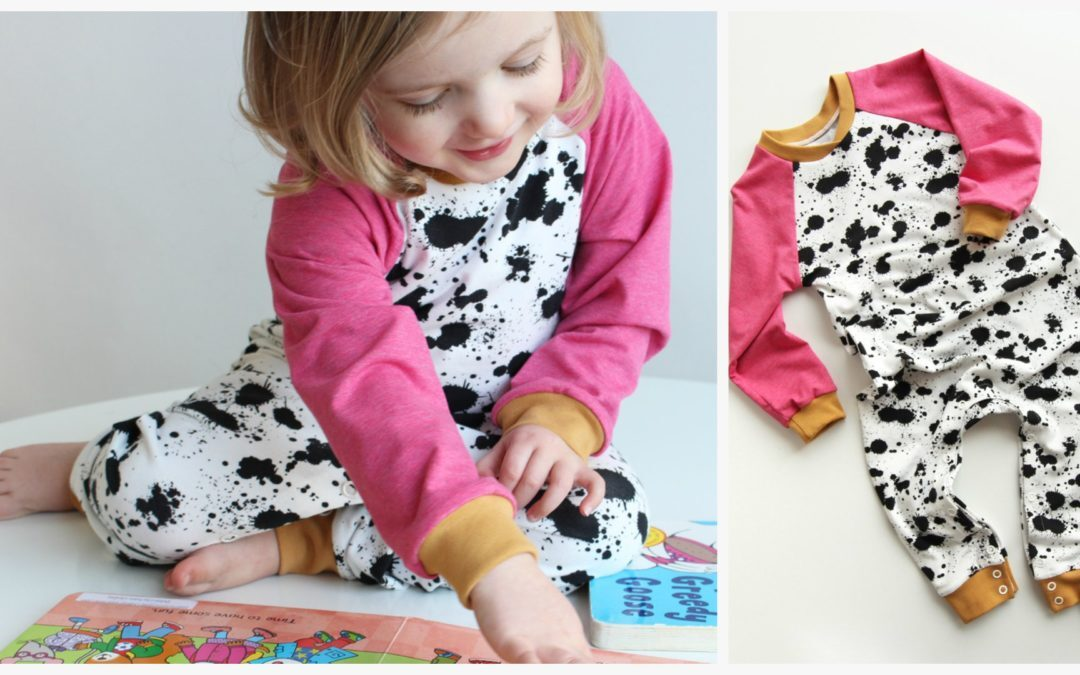 Lollipop Baby Romper Sewing Course