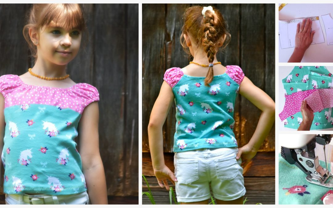 Rosalie Peasant Top Sewing Course