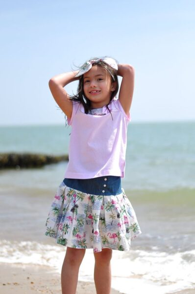 Beatrice pdf sewing pattern girls blouse, Frocks & Frolics, sewing tutorial, learn to sew, google, frocks, frolics, sewing