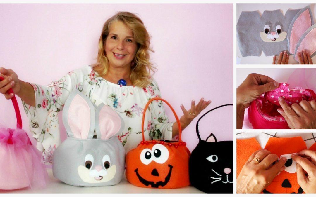Halloween | Easter | Basket for Kids