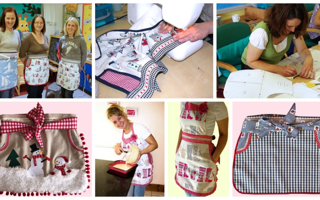Country Apron Sewing Course