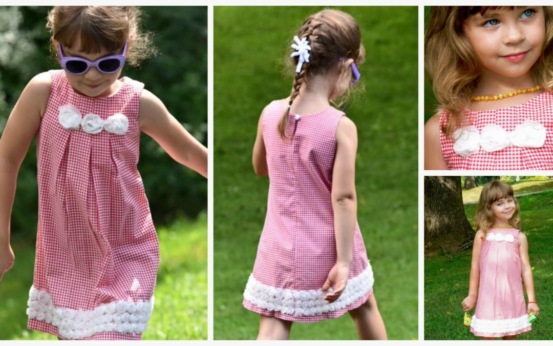 Lily Tunic Sewing Course