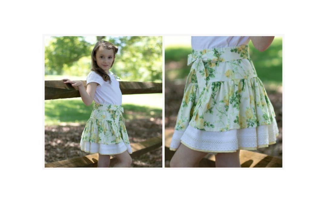 Scarlett Skirt Sewing Course