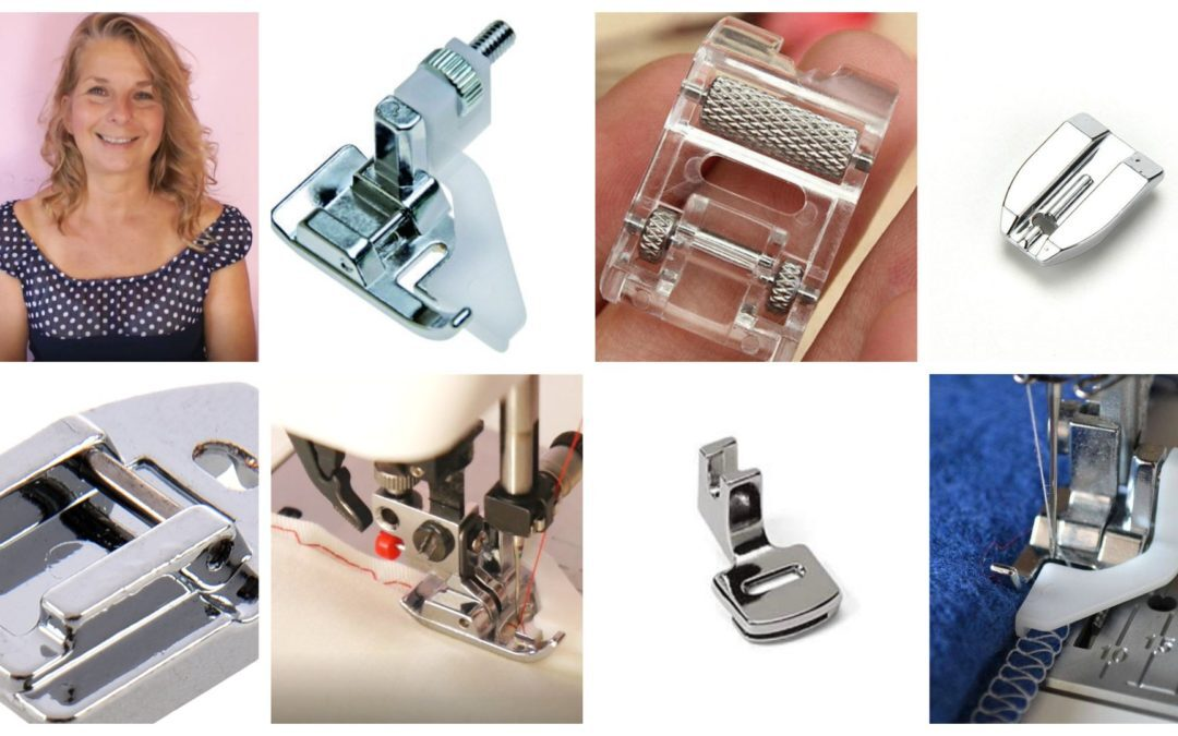 Presser Feet Demystified Sewing Course