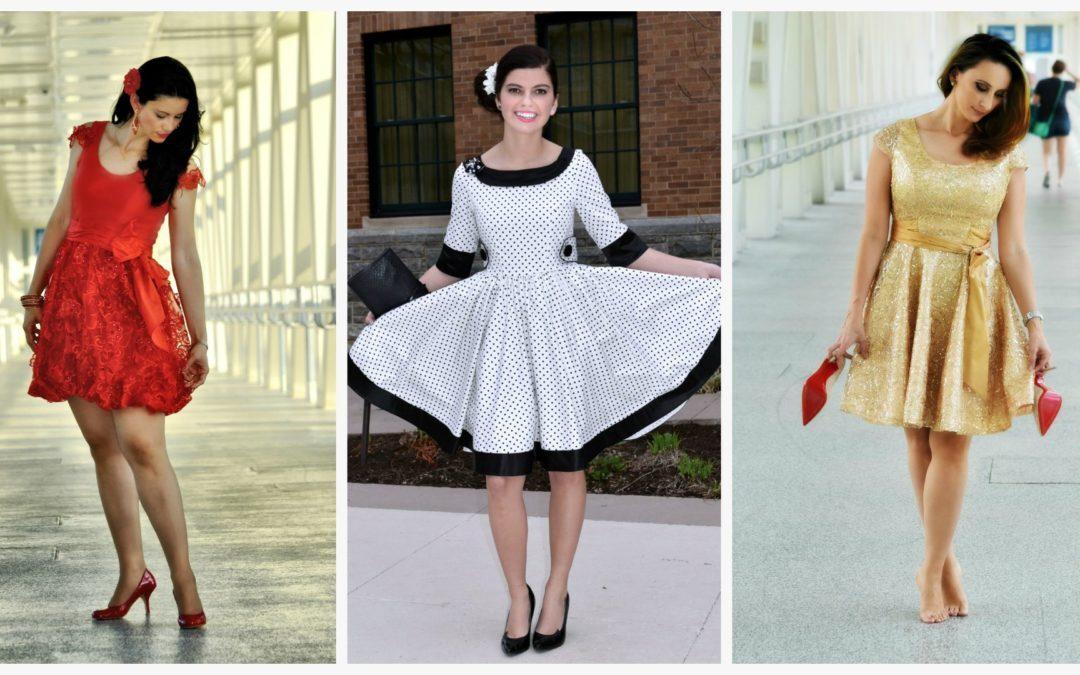 Vivienne Teen Dress Sewing Course