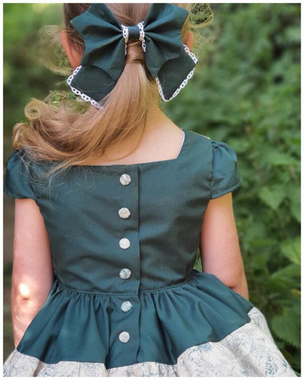 girls Dress PDF Sewing Pattern